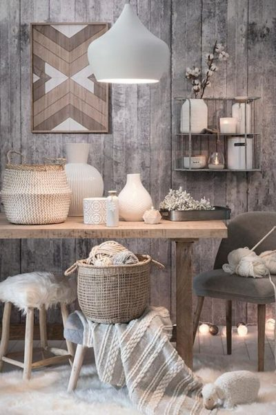 hygge - decoration - cosy - scandinave