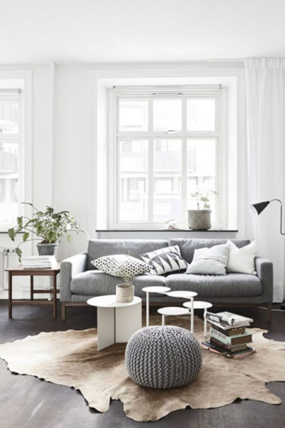 decoration - hygge - scandinave